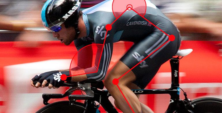 El análisis biomecánico ciclista