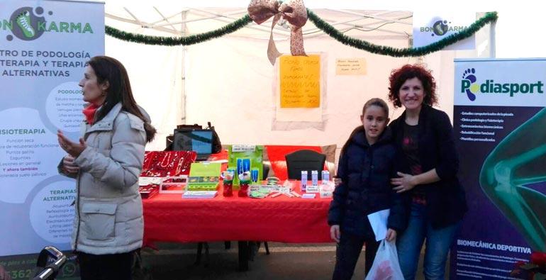 Feria de comercio de Rafelbunyol 2017