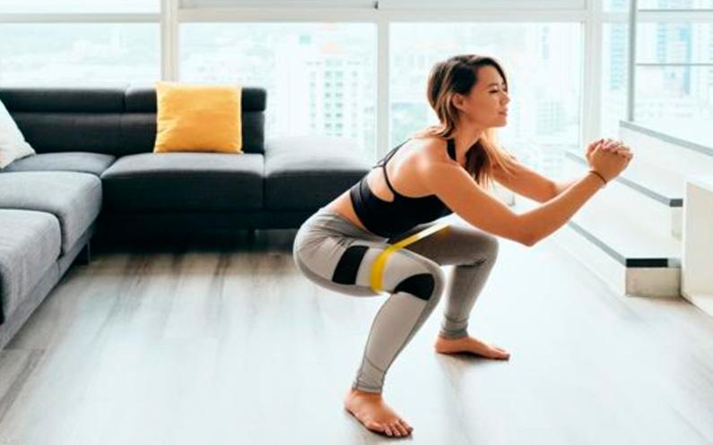 ¿Te falta tiempo para ir al gimnasio o a clases de pilates en tu centro favorito?